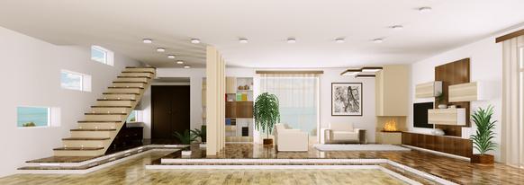 Wohnraum mit optimaler Luftfeuchtigkeit