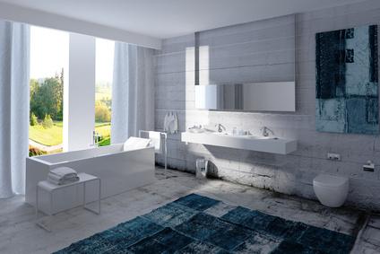 optimale Luftfeuchtigkeit im Badezimmer